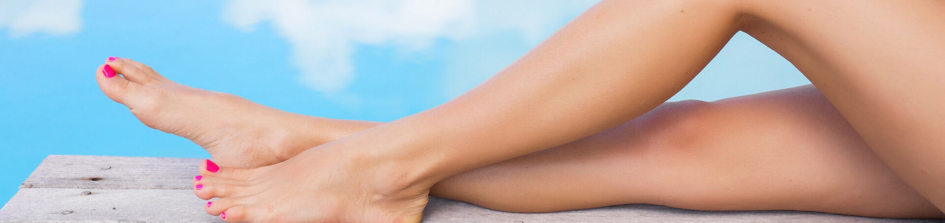 Leg Thread Veins - Microsclerotherapy