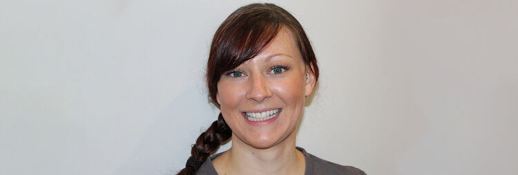 Meet the Team - Andrea Goodship
